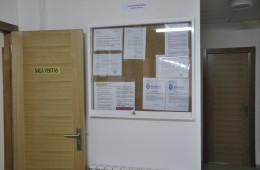 Entrada oficinas